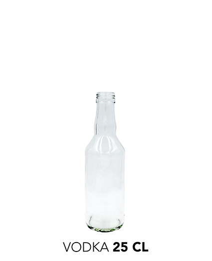 VODKA 25 CL