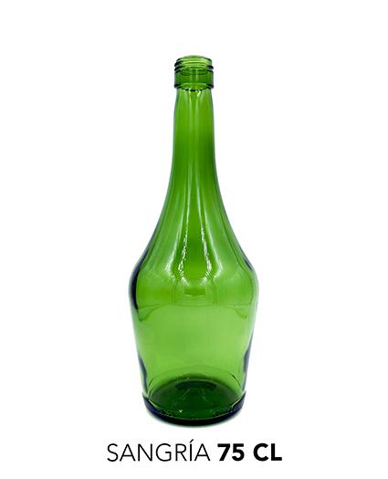 Botella modelo Sangría 75cl